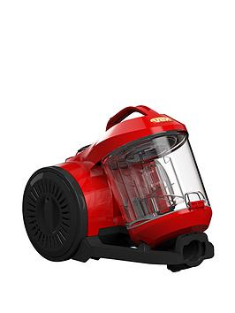C86-E2-BE Energise Bagless Cylinder Vacuum Cleaner