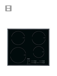aeg-hk654200fb-60cm-built-in-induction-hob-black