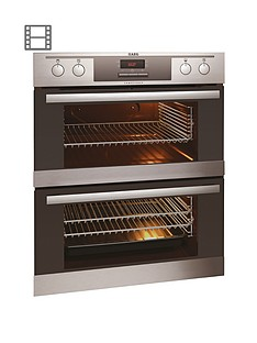 aeg-nc4013021m-60-cm-built-under-double-electric-oven-stainless-steel