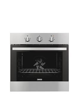 zanussi-zob31301xk-60-cm-built-in-single-electric-oven-stainless-steel