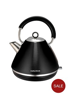 morphy-richards-102002-accents-pyramid-kettle-black