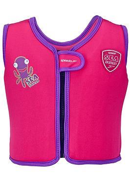 speedo-little-girls-float-vest