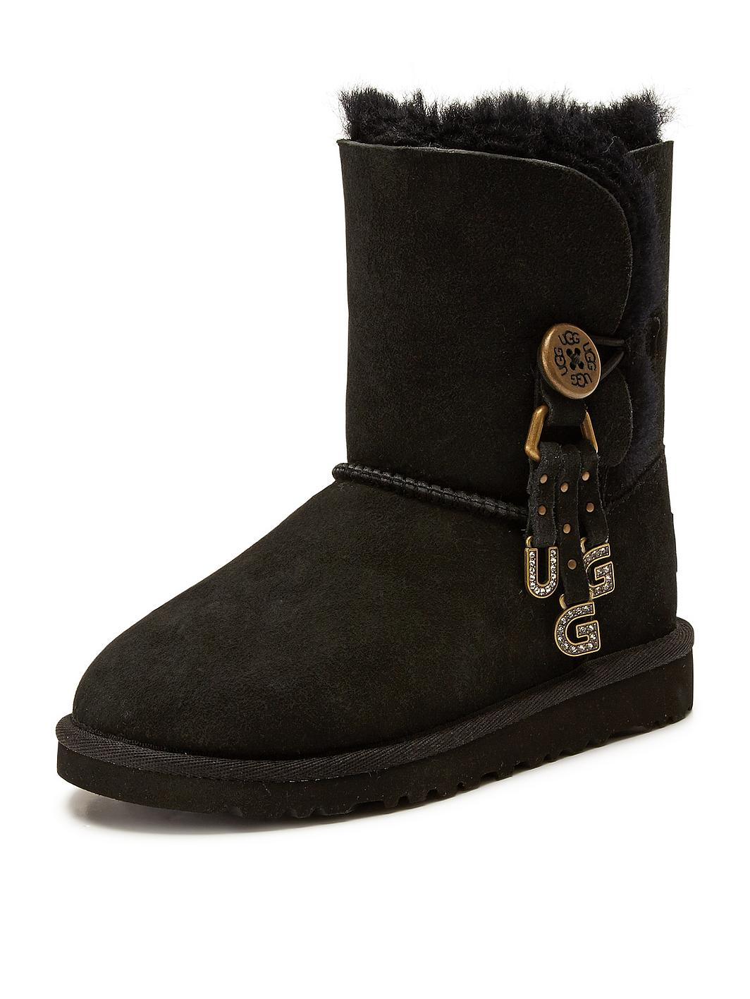 ugg boots bailey charms