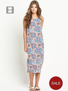 resort-midi-side-split-beach-dress