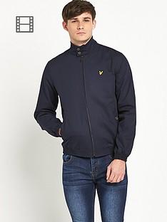 lyle-scott-mens-tartan-lined-harrington-jacket