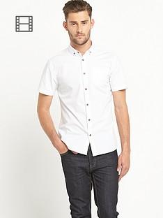 goodsouls-mens-short-sleeve-poplin-shirt-white