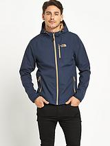 Mens Durango Softshell Hooded Jacket