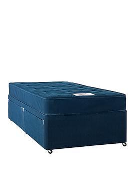 airsprung-taylor-comfort-2-drawer-kids-single-divan-set
