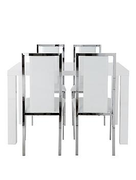 atlantic-gloss-120-cm-dining-table-4-chairs-buy-and-save