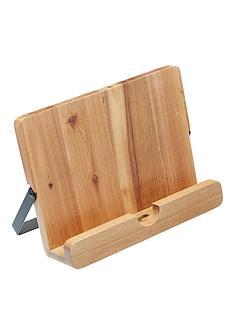 natural-elements-acacia-wood-recipe-book-stand