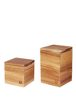 natural-elements-acacia-wood-set-of-two-storage-canisters