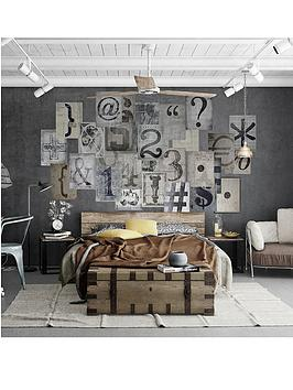 1wall-typo-creative-collage