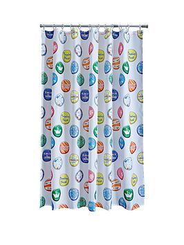 aqualona-badges-shower-curtain