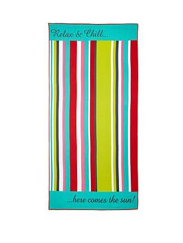 relax-and-chill-beach-towel