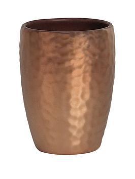 spirella-darwin-hammered-tumbler-copper
