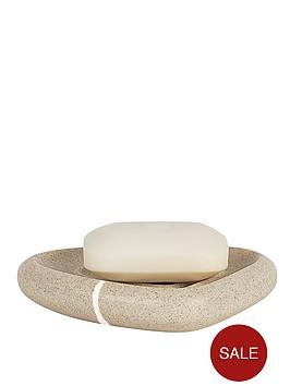 spirella-etna-soap-dish-sand