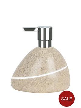 spirella-etna-soap-dispenser-sand