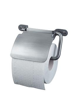 aqualux-haceka-ixi-toilet-roll-holder-with-lid-chrome