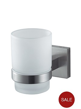 aqualux-haceka-mezzo-tec-glass-holder-chrome