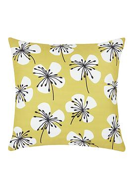 scatterred-floral-cushion-yellow