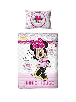 minnie-mouse-handmade-toddler-duvet-cover-set
