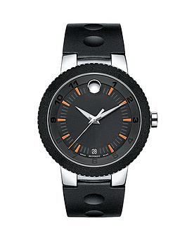 movado-swiss-sport-edge-black-dial-black-strap-mens-watch