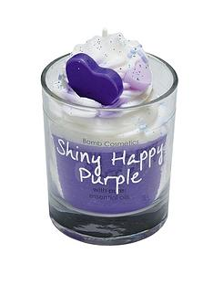 bomb-cosmetics-shiny-happy-purple-piped-glass-candle
