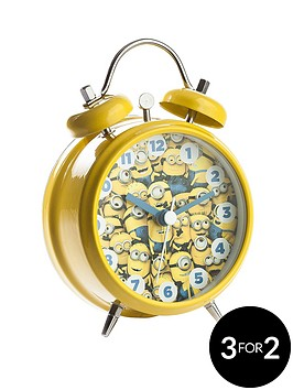 minions-mini-twin-bell-alarm-clock