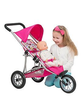 mamas-papas-double-decker-dolls-stroller-bird
