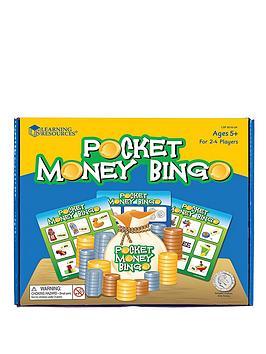 learning-resources-pocket-money-bingo