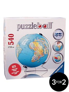ravensburger-the-world-puzzle-ball-540-piece-3d-puzzle