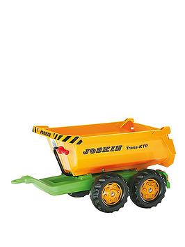 rolly-toys-giant-half-pipe-joskin-twin-axle-trailer