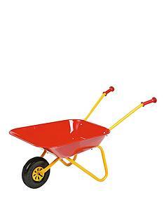 rolly-toys-red-metal-wheelbarrow