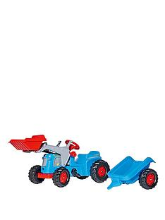 rolly-toys-rolly-kiddy-classic-tractor-with-rolly-kid-trailer-and-frontloader