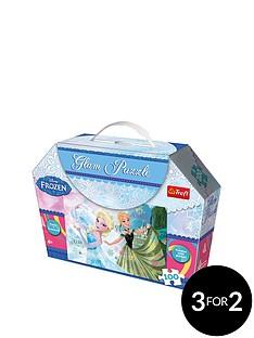 trefl-100-piece-glam-puzzle-frozen