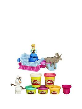 play-doh-frozen-sled-adventure