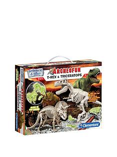 science-play-t-rex-and-triceratops-glow-in-the-dark