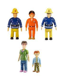 fireman-sam-five-figure-pack