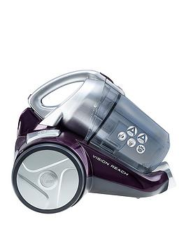 hoover-vision-reach-pets-bf70-vs11001-bagless-cylinder-vacuum-cleaner