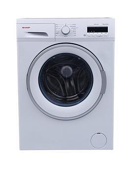 sharp-es-fb7144w3-1400-spin-7kg-load-washing-machine-white