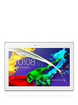Tab 2 A10 Processor, 2Gb RAM, 16Gb Storage, 10 inch Tablet - White
