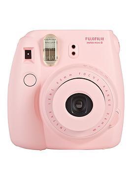 fuji-instax-mini-8-pink-instant-camera-included-10-shots