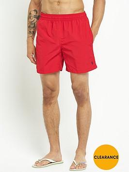 polo-ralph-lauren-swim-shorts--red