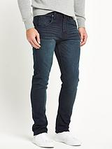 Mens Motello Regular Tapered Fit Jeans