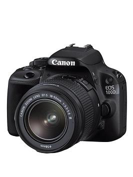 canon-eos-100d-black-slr-camera-dc-kit-ef-s-18-55mm-and-75-300mm-lens-with-18-megapixel-digital-camera