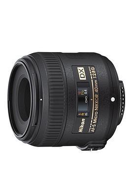 nikon-40mm-f28g-ed-af-s-dx-micro-nikkor-lens