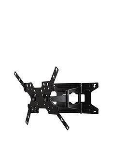 peerless-av-tv-wall-mount-full-motion-black-37-70-inch-scaleable