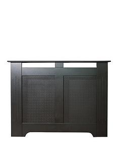adam-fire-surrounds-120cm-black-textured-radiator-cover