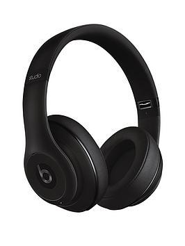 beats-by-dr-dre-studio-wireless-over-ear-headphones-matt-black