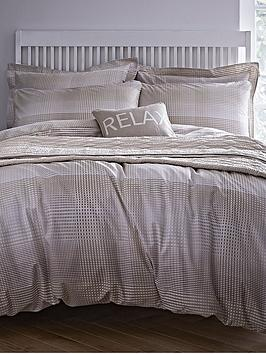bianca-cottonsoft-check-duvet-cover-set